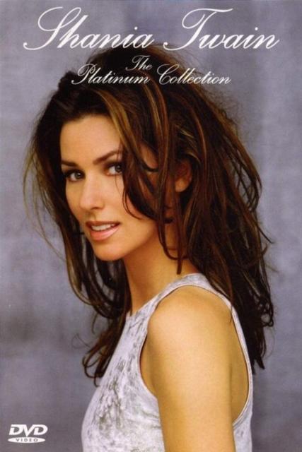 Shania Twain: The Platinum Collection (DVD)