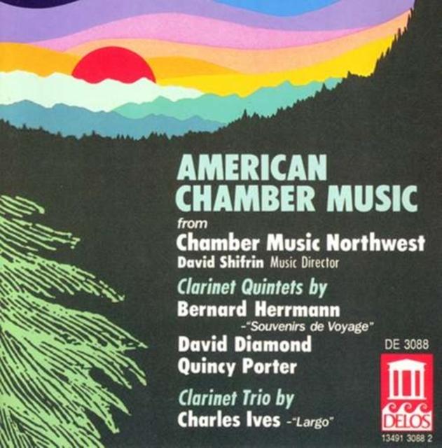 American Chamber Music (Shifrin, Chamber Music Northwest) (CD / Album)