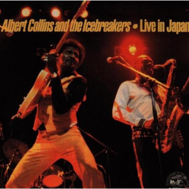 Live In Japan (Albert Collins And The Icebreakers) (CD / Album)