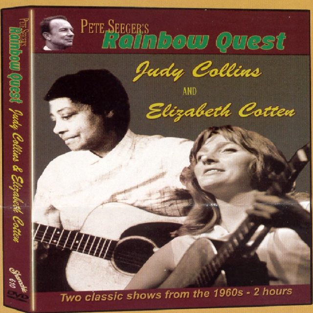Pete Seeger's Rainbow Quest: Judy Collins/Elizabeth Cotten (DVD)
