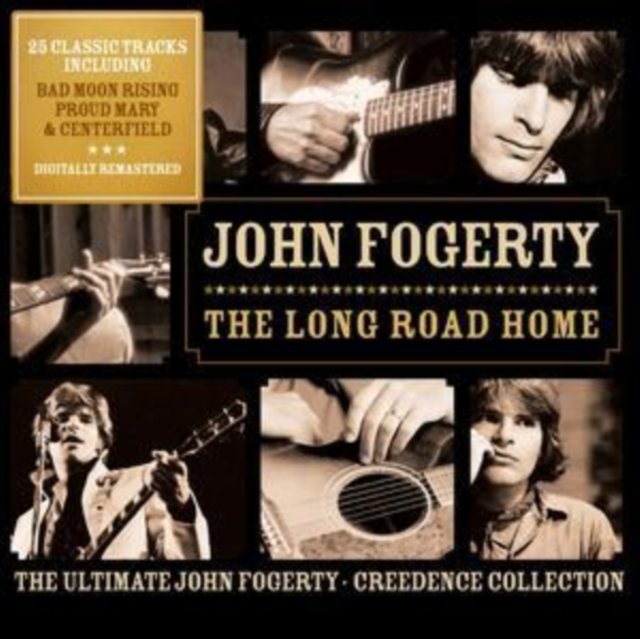 Long Road Home, The: The Ultimate J. Fogerty/creedence Coll. (John Fogerty) (CD / Album)
