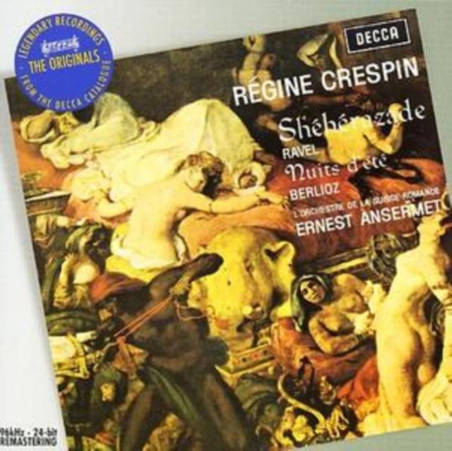 Sheherazade/les Nuits D'ete (Ansermet) (CD / Album)