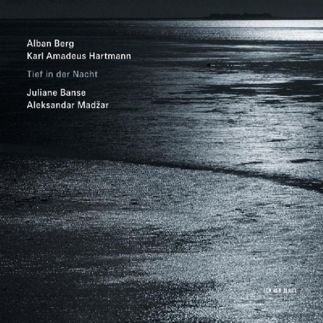 Alban Berg/Karl Amadeus Hartmann: Tief in Der Nacht (CD / Album)