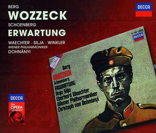 Berg: Wozzeck/Schoenberg: Erwartung (CD / Album)