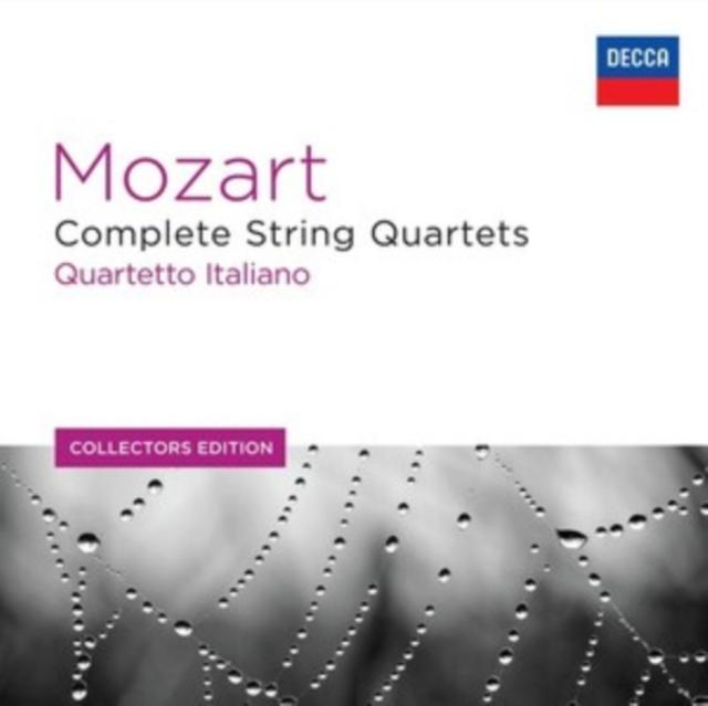 Mozart: Complete String Quartets (CD / Box Set)