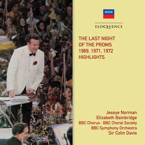 The Last Night at the Proms 1969-1971-1972: Highlights (CD / Album)