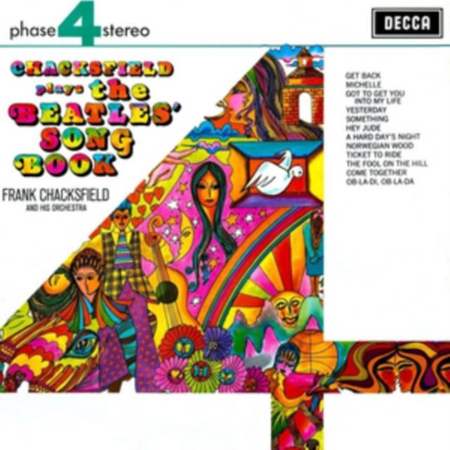 """Chacksfield Plays the Beatles Songbook (Frank Chacksfield and His Orchestra) (Vinyl / 12"""" Album)"""