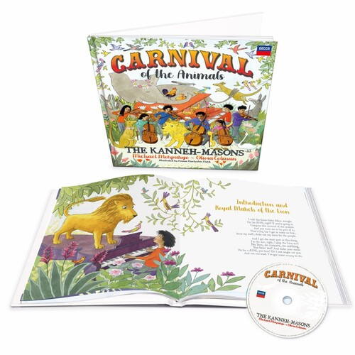 Carnival of the Animals (CD / with Book)