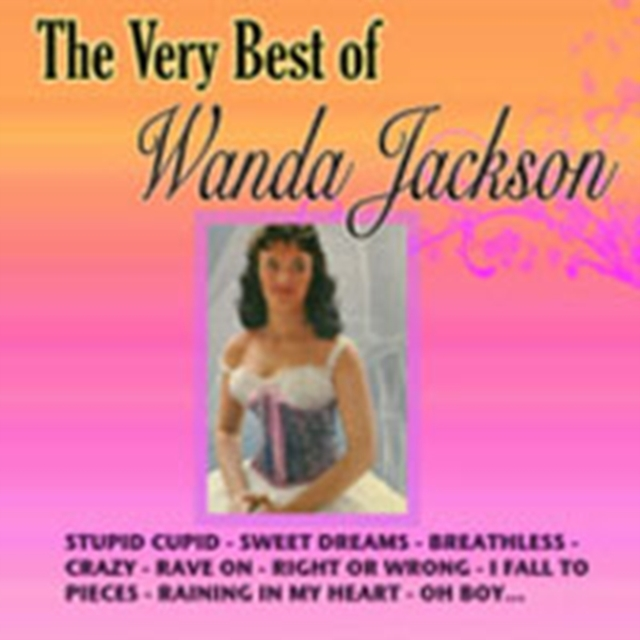 The Very Best of the Country Years (Wanda Jackson) (CD / Album)