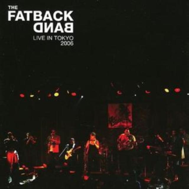 Live in Tokyo (The Fatback Band) (CD / Album)