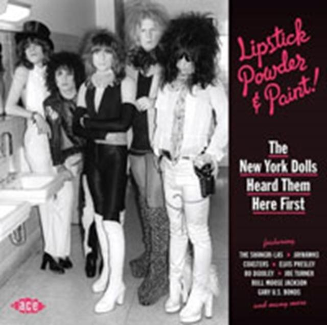 Lipstick Powder & Paint The New York Dol (CD / Album)