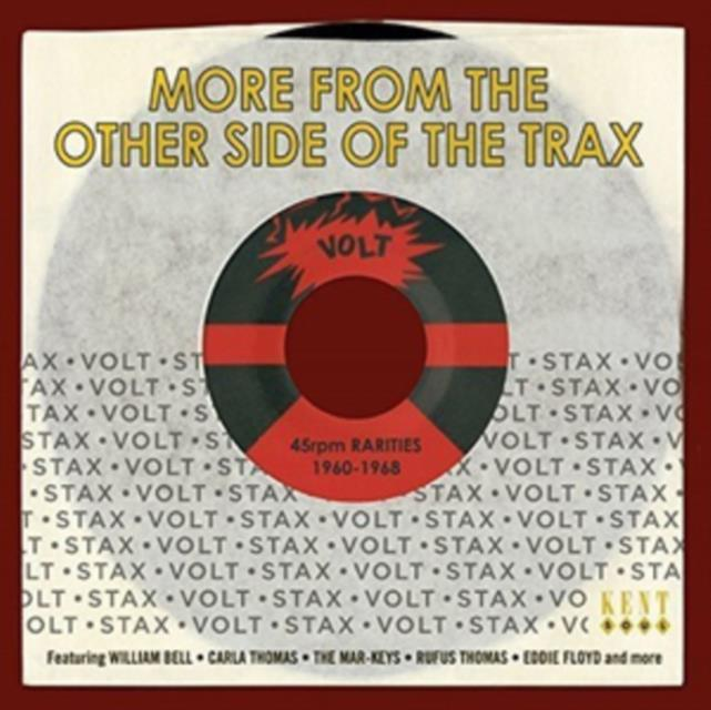 More from the Other Side of the Trax (CD / Album)