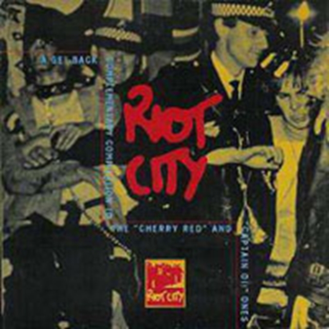 Riot City! (Various) (CD / Album)