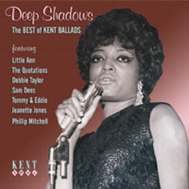 Deep Shadows The Best Of Kent Ballads (CD / Album)