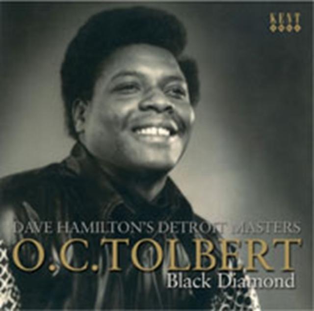 Black Diamond (O.C. Tolbert) (CD / Album)