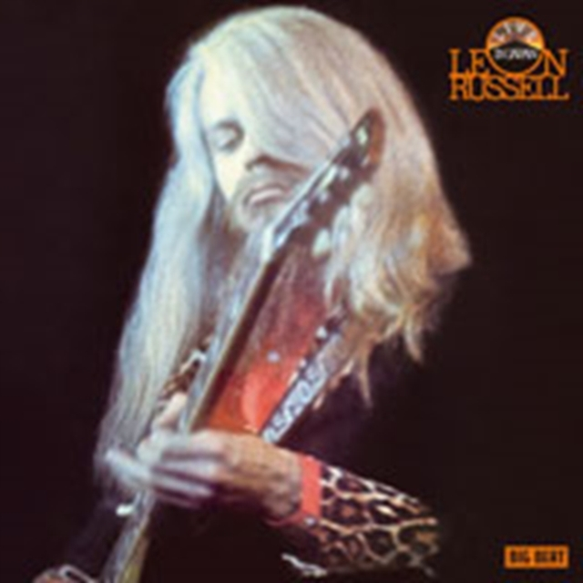 Live In Japan (Leon Russell) (CD / Album)