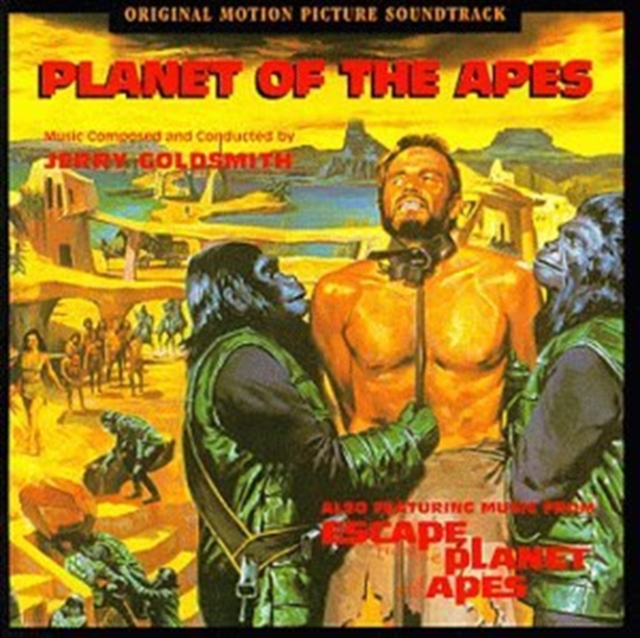 Planet of the Apes (Original Soundtrack) (Various Artists) (CD)
