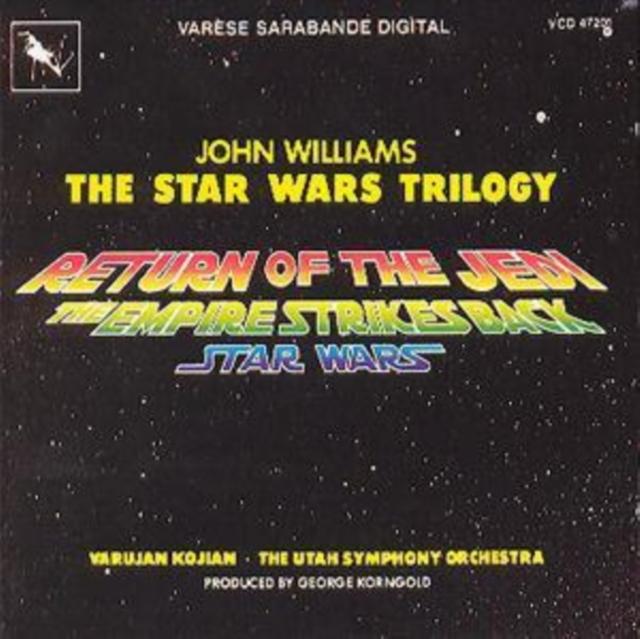 The Star Wars Trilogy (CD / Album)
