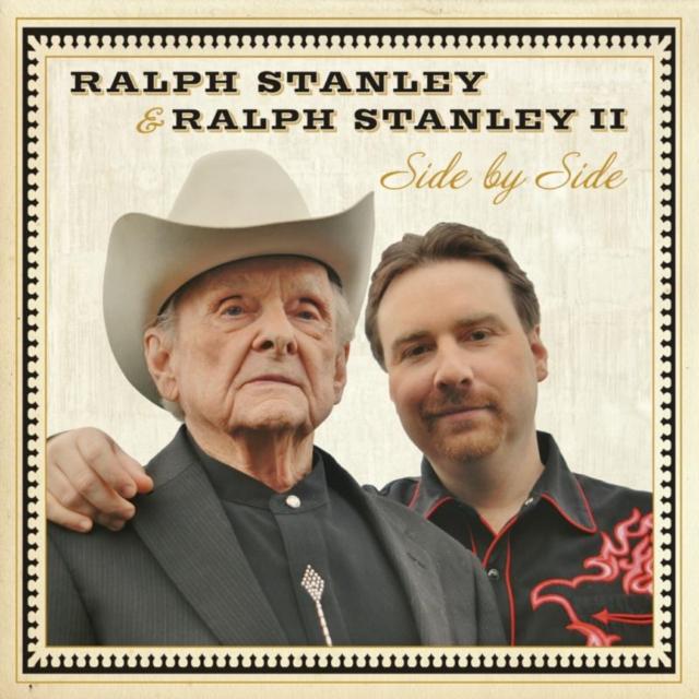Side By Side (Ralph Stanley & Ralph Stanley II) (CD / Album)