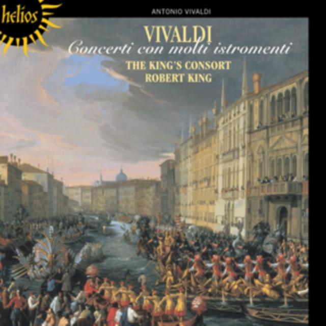 Levně Vivaldi: Concerti Con Molti Istromenti (CD / Album)