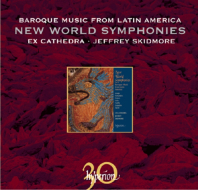 Baroque Music from Latin America: New World Symphonies (CD / Album)