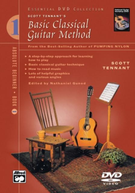 Basic Classical Guitar Method (DVD)