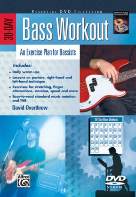 30-day Bass Workout (DVD)