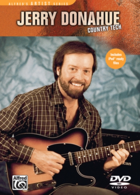 Jerry Donahue: Country Tech (DVD)