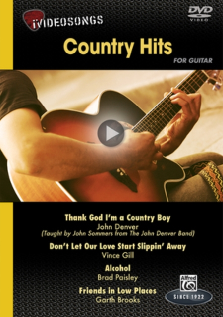 Ivideosongs: Country Hits (DVD)