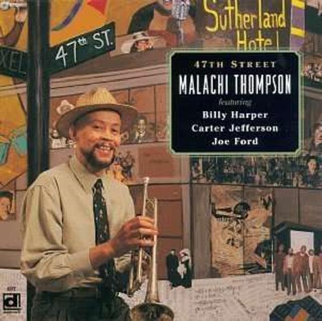 "47Th Street (""Thompson,Malachi"") (CD / Album)"