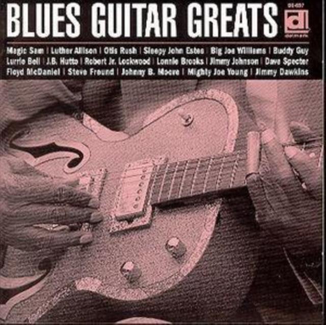 Blues Guitar Greats (CD / Album)