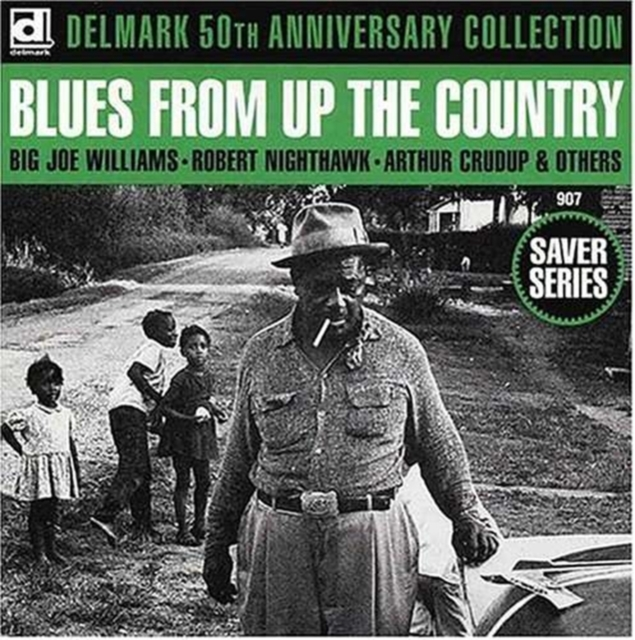 Blues from Up the Country [european Import] (CD / Album)
