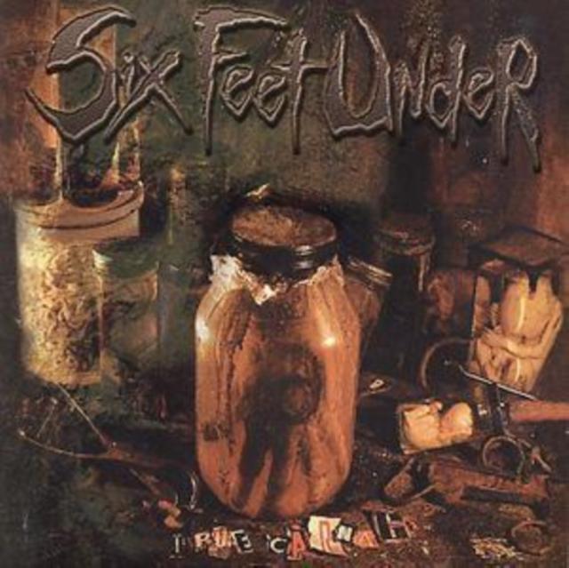 True Carnage (Six Feet Under) (CD / Album)