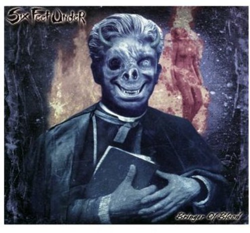 Bringer of Blood (Six Feet Under) (CD / Album)