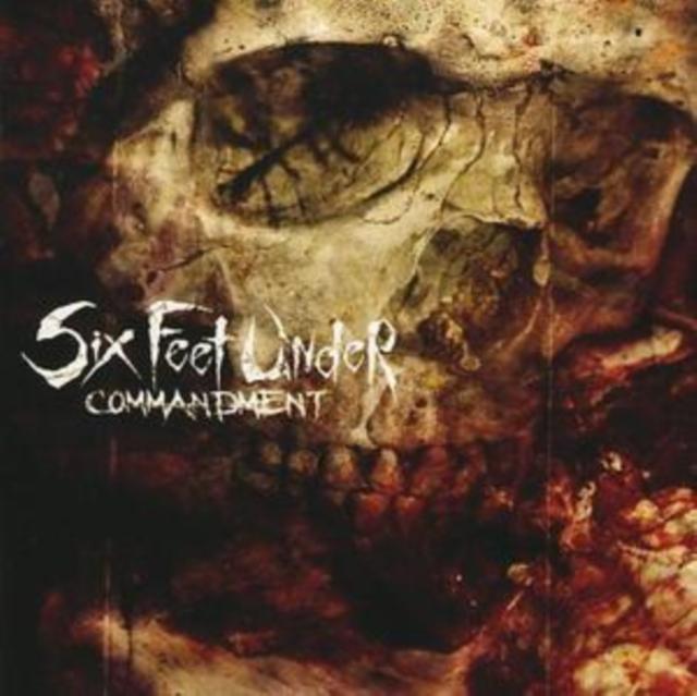Commandment (Six Feet Under) (CD / Album)
