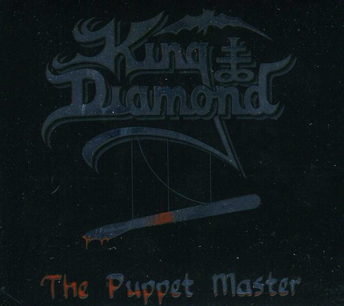 The Puppet Master (King Diamond) (CD / Album with DVD)