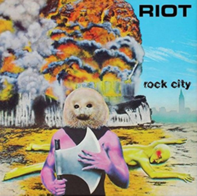 Rock City (Riot) (CD / Album)