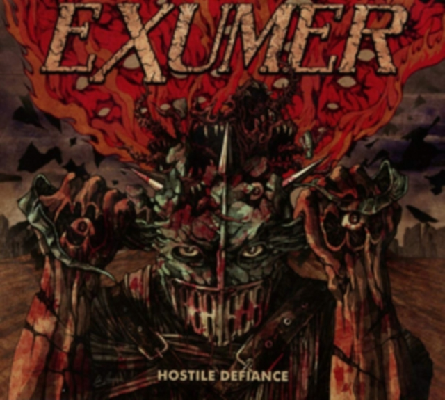 Hostile Defiance (CD / Album Digipak (Limited Edition))
