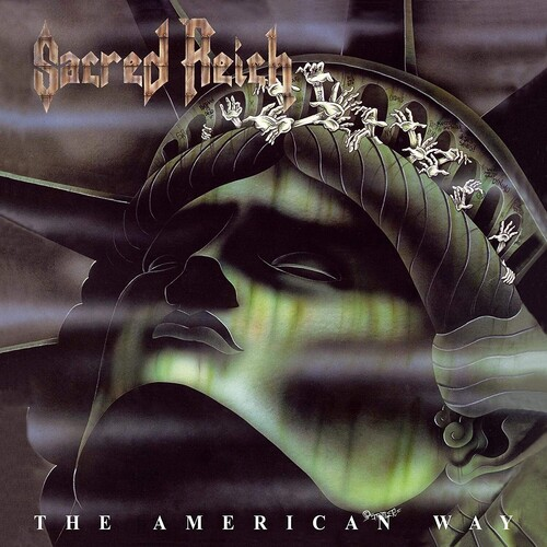 The American Way (Sacred Reich) (CD / Album)