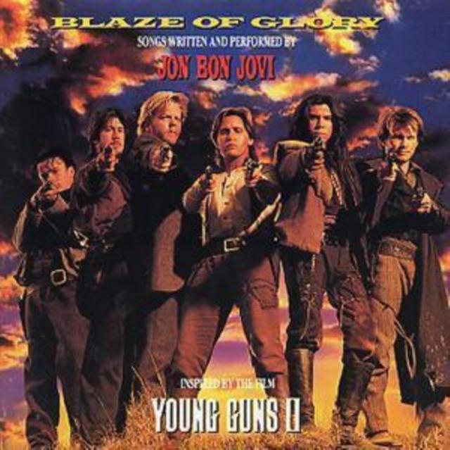 Blaze of Glory (Jon Bon Jovi) (CD / Album)