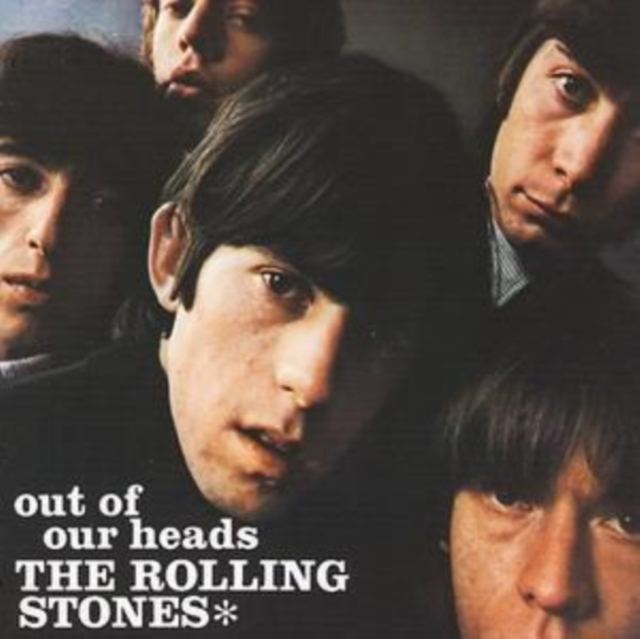 Out of Our Heads [us Version] (The Rolling Stones) (CD / Album)