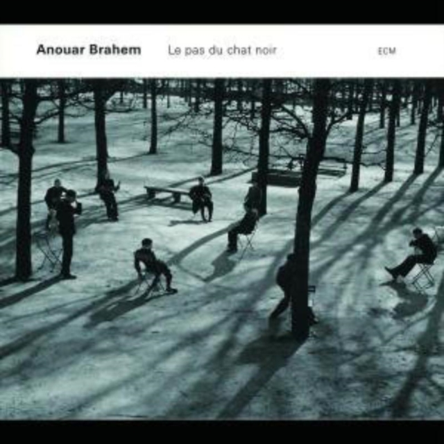 Le Pas Du Chat Noir (Anouar Brahem) (CD / Album)