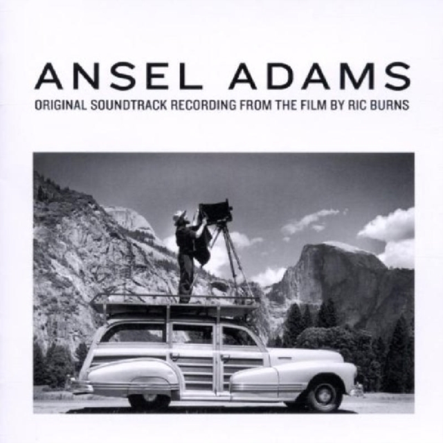 Ansel Adams: A Film Documentary (Brian Keane) (CD / Album)