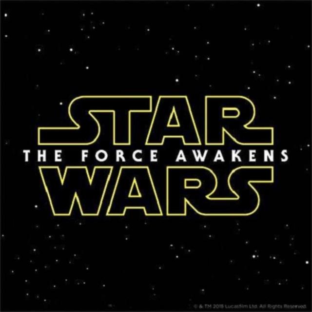 Star Wars - Episode VII: The Force Awakens (CD / Album (Jewel Case))
