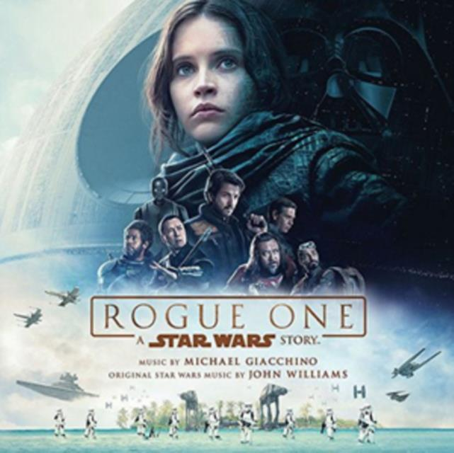 Rogue One: A Star Wars Story (CD / Album)
