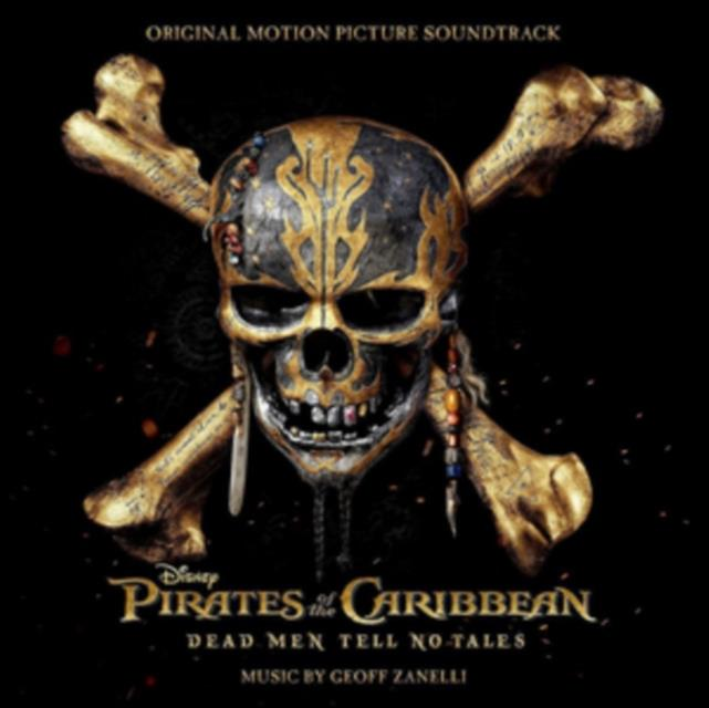 Pirates of the Caribbean: Dead Men Tell No Tales (CD / Album)