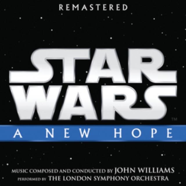 Star Wars - Episode IV: A New Hope (CD / Album)