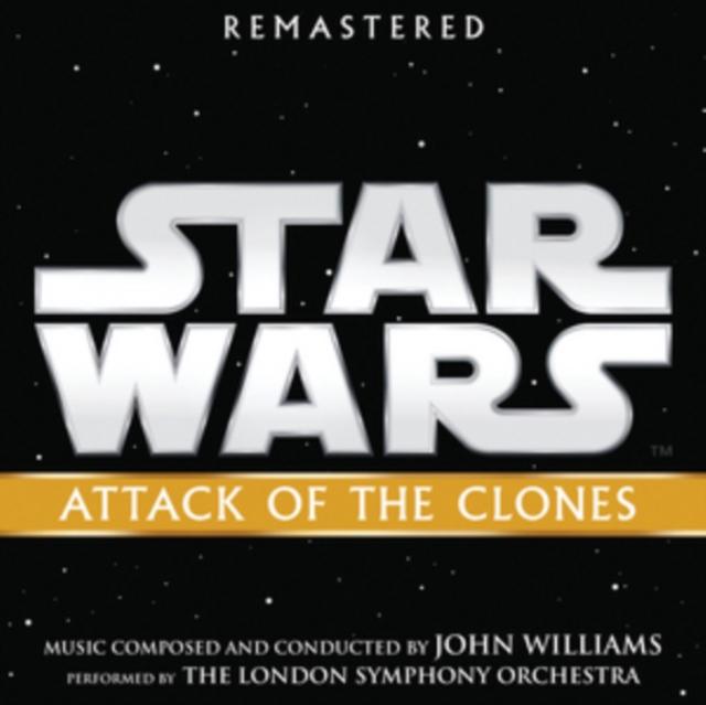 Star Wars - Episode II: Attack of the Clones (CD / Album)