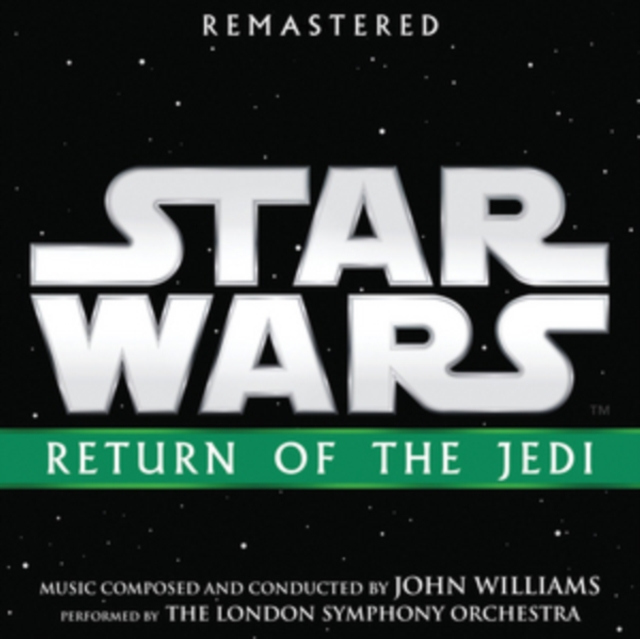 Star Wars - Episode VI: Return of the Jedi (CD / Album)
