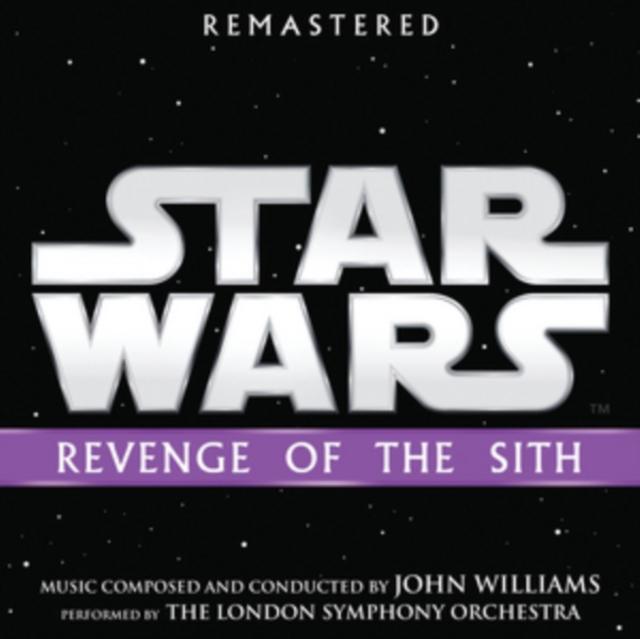 Star Wars - Episode III: Revenge of the Sith (CD / Album)